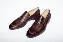 Zapatos para los hombres Foto de archivo libre de regalías