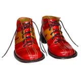 Zapatos rojos Imagenes de archivo