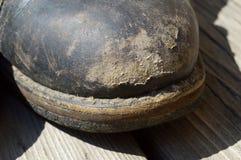 Zapatos viejos Imagen de archivo libre de regalías
