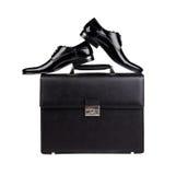 Zapatos y bag-10 Imagen de archivo libre de regalías