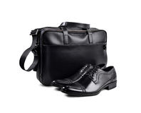 Zapatos y bag-21 Imagenes de archivo
