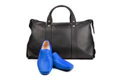 Zapatos y bag-4 Imágenes de archivo libres de regalías