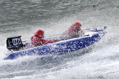 Zapcat racing Royalty Free Stock Image