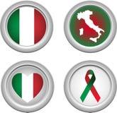 zapina Italy Zdjęcie Stock