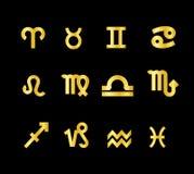 zapina zodiaka Zdjęcie Stock
