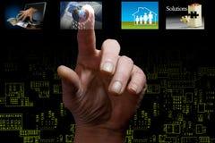 zapobiegania kradzieży tożsamości Zdjęcie Royalty Free