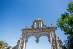 Zapopan arch, Guadalajara, Jalisco, Mexico. Zapopan arch in Guadalajara, Jalisco, Mexico Stock Images