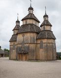Zaporizhian Sich Στοκ Φωτογραφία