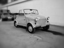 Zaporozhets-cabriolet fotografia stock libera da diritti