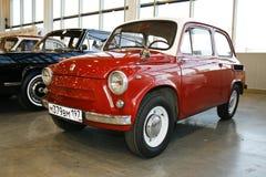 Zaporozhets zaz-965 de USSR 1960 Stock Afbeeldingen