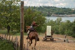 Zaporozhye Cossacks Στοκ φωτογραφία με δικαίωμα ελεύθερης χρήσης
