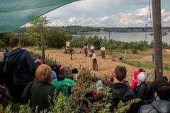 Zaporozhye Cossacks Στοκ φωτογραφίες με δικαίωμα ελεύθερης χρήσης