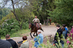 Zaporozhye Cossacks Στοκ Εικόνες