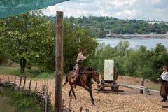 Zaporozhye Cossacks Στοκ Φωτογραφίες