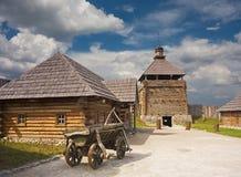 Zaporozhye, Ukraine. Historical museum in Zaporozhye, Ukraine Stock Image