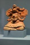Zapotec deity Monte-Alban Oaxaca Mexico. Zapotec deity in Monte-Alban Oaxaca Mexico Stock Photography