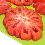 Zapotec heirloom tomato Royalty Free Stock Image
