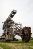 Zappatore del carbone Fotografia Stock