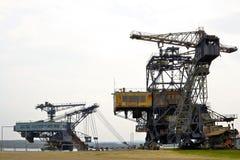 Zappatore del carbone Immagine Stock