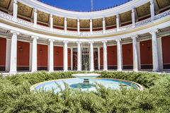 The Zappeion Exhibition Hall Royalty Free Stock Photos