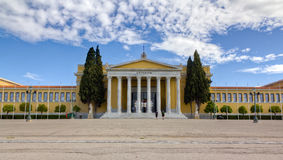 Zappeion Hall, Athens, Greece Royalty Free Stock Photography