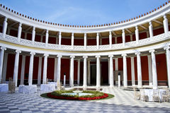 Zappeion Megaron Hall of Athens Royalty Free Stock Images