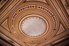 Zappeion Megaron Hall von Athen Lizenzfreies Stockfoto