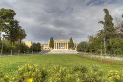 Zappeion megaron  neoclassical building in Athens Stock Photos