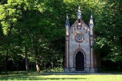 Zapresic, Croatia. Historic St. Joseph Chapel in complex The Novi Dvori, in Zapresic, Croatia. It belonged to historic Croatian viceregent Josip Jelacic royalty free stock photo