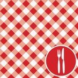 zaproszenie karciany menu Fotografia Royalty Free