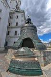 Zar Bell - Moskau, Russland lizenzfreies stockfoto