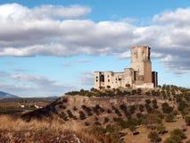 ZAR Castillo de Belalcà ¡ Στοκ φωτογραφίες με δικαίωμα ελεύθερης χρήσης