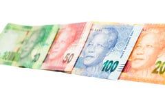 ZAR-Geld Stockbild