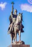 Zar-Ivan Terrible-Monument in Oryol stockfotografie