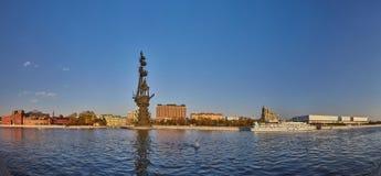 Zar Peter-Monument Lizenzfreies Stockfoto
