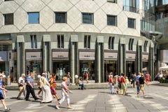 Zara Fashion Store Stock Images
