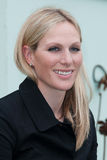 Zara Phillips Stock Photography