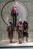 Zara shoppar på Emquartier Thailand, December 17, 2017 Arkivbild