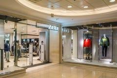 Zara Store Fotografía de archivo libre de regalías