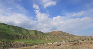 Zarafshan Range, Tajikistan Royalty Free Stock Photo