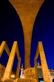 Zaragoza Aragona, Spanien Royaltyfria Foton