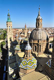 Zaragoza Stock Images