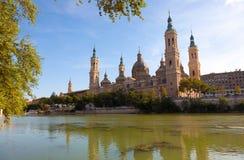 Zaragoza, Hiszpania Zdjęcie Stock