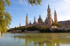 Zaragoza , Spain Stock Photo