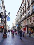 Zaragoza Spanien Arkivbilder
