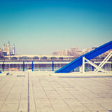 Zaragoza Stock Photo