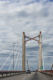 Zarate Brazo Largo Bridge, Entre Rios, Argentina Stock Photo