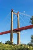Zarate Brazo Largo Bridge, Entre Rios, Argentina Stock Photos