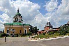 Zaraysk el Kremlin Fotos de archivo libres de regalías