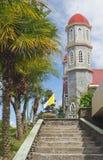 Zarcero Costa Rica Church Royalty Free Stock Photo